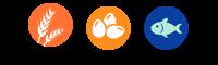 Rio Grande Pastelería - Alérgenos Gluten-Huevos-Pescado
