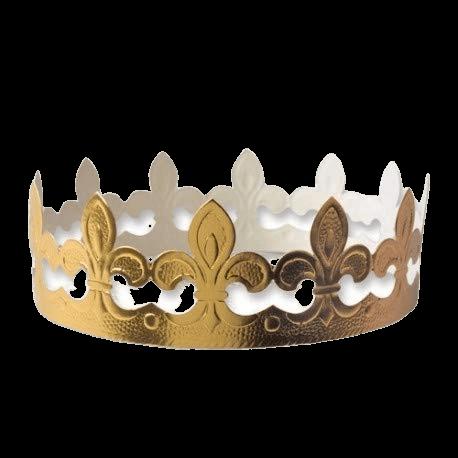 Corona Roscón de Reyes - RioGrande Pastelería