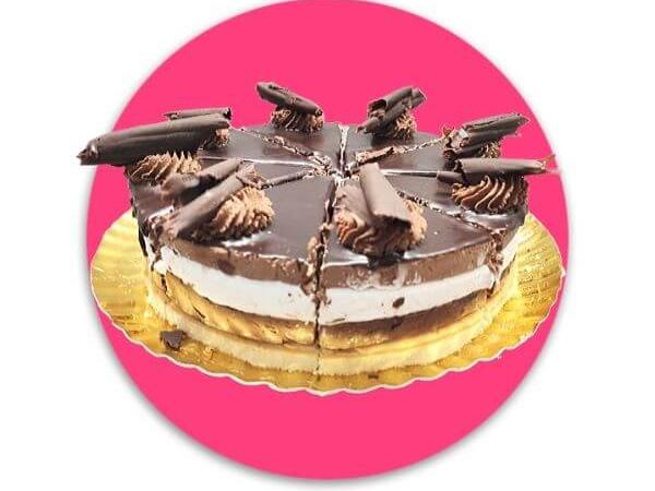 Tarta 3 Chocolates - RioGrande Pastelería Córdoba
