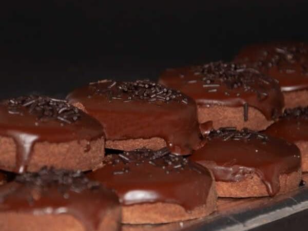 Mantecados de Chocolate - RioGrande Pastelería Córdoba