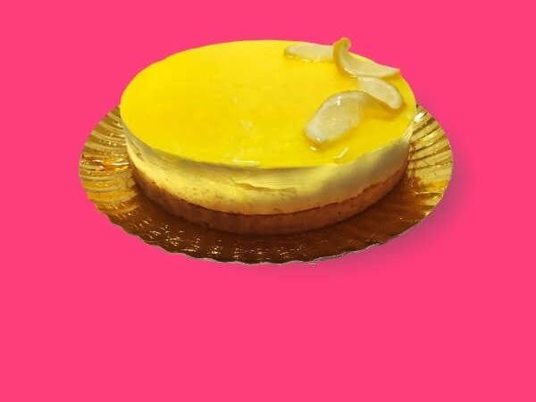 Tarta de Limón - RioGrande Pastelería Córdoba