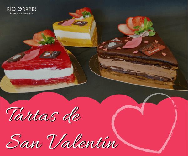 Tartas San Valentin RioGrande Pastelería Córdoba