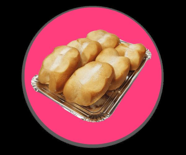 Bollos de Leche Minis - RioGrande Pastelería Córdoba