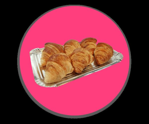 Croissant Minis - RioGrande Pastelería Córdoba