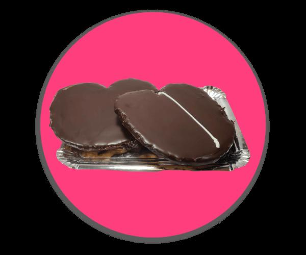Palmera de Chocolate - RioGrande Pastelería Córdoba