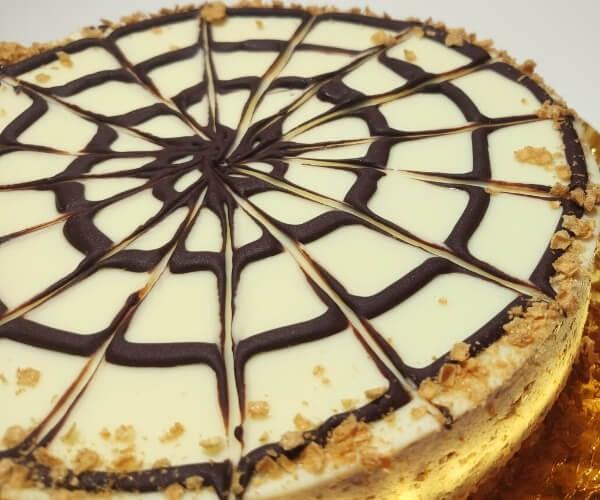 Tarta Praliné - RioGrande Pastelería Córdoba