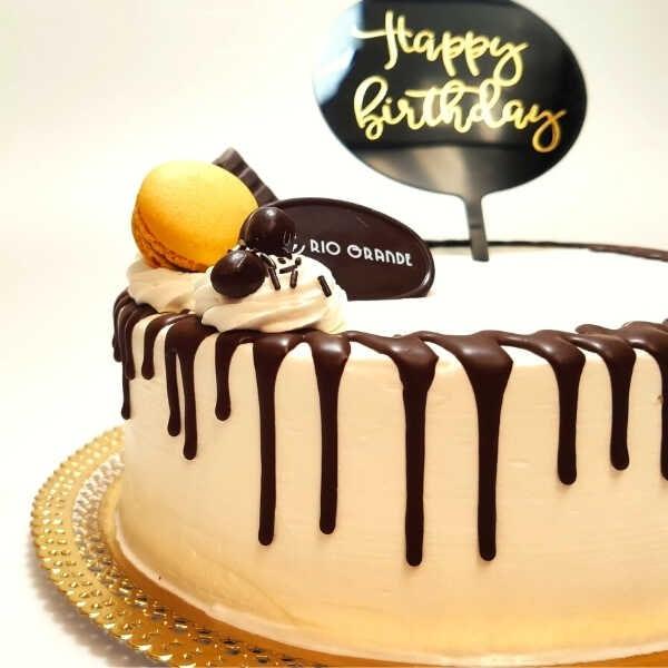 Regalo Tarta Cumpleaños Hombre - RioGrande Pastelería