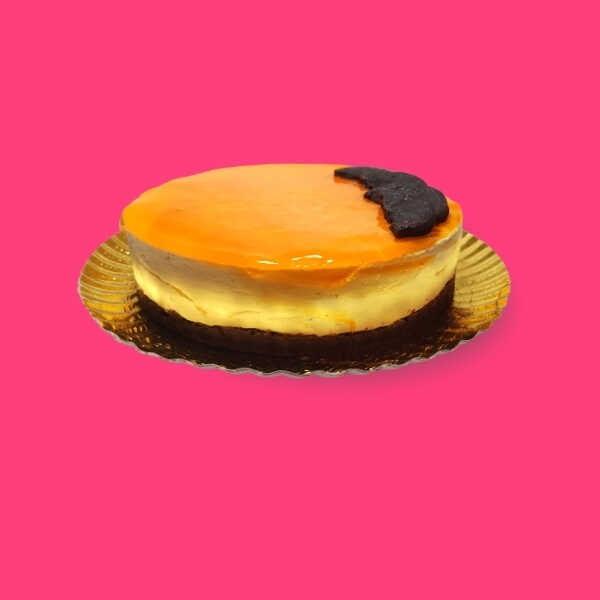 Tarta de Naranja - RioGrande Pastelería Córdoba
