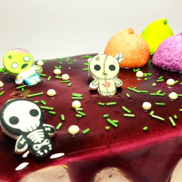 Tarta Pequeña Halloween- RioGrande Pastelería