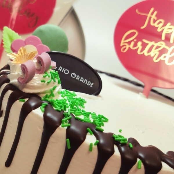 Regalo Tarta Cumpleaños Mujer - RioGrande Pastelería