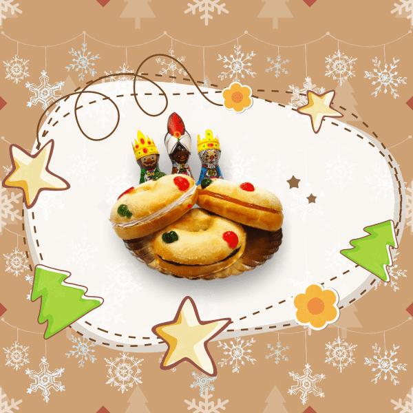 Roscos de Reyes - Individuales
