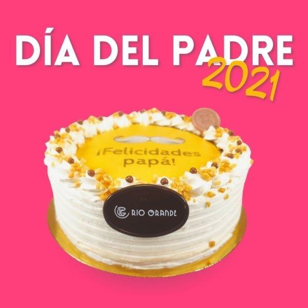 Tarta de Nata Especial Día del Padre - RioGrande Pastelería