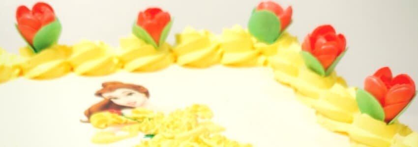 Tarta RioGrande Pastelería con fotografía